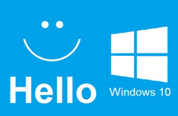 ���̔F�؋@�\ Windows Hello�̃C���[�W�摜