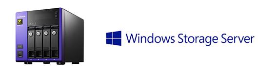 Windows Storage Server 2012 R2を搭載