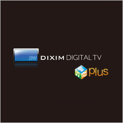 �f�W�I���@DiXiM Digital TV plus