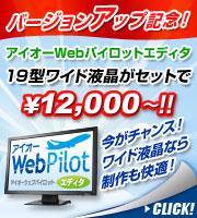 ioPLAZA【アイオーWebパイロット】