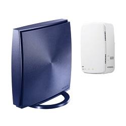 WN-AX2033GRお値段据え置きセット(11ac対応中継機付き)