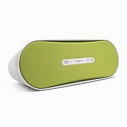 クリエイティブメディア BluetoothスピーカーCreative D100 グリーン SP-D100-GR