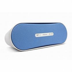 クリエイティブメディア BluetoothスピーカーCreative D100 ブルー SP-D100-BL