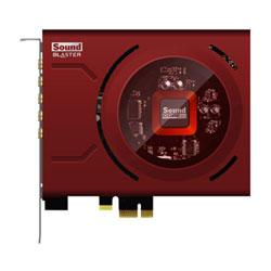 クリエイティブメディア サウンドカード PCIe Sound Blaster Zシリーズ SB-Z