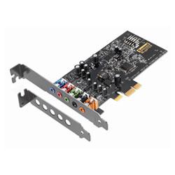 クリエイティブメディア 内蔵PCI Express バス用サウンドカード SB-AGY-FX