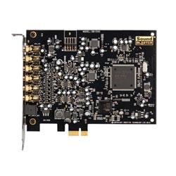 クリエイティブメディア 内蔵PCI Express バス用サウンドカード SB-AGY-RX