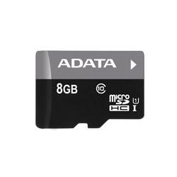 ADATA AUSDH8GUICL10-R ADATA microSDHC UHS-I CLASS10 【 8GB 】