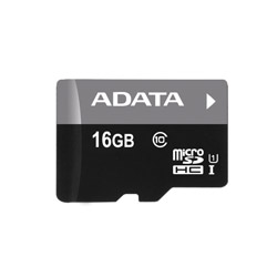 ADATA AUSDH16GUICL10-R ADATA microSDHC UHS-I CLASS10 【 16GB 】