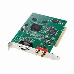アイ・オー・データ機器 D4入力&フルHD対応 ビデオキャプチャボード PCIモデル GV-D4VR