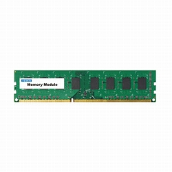 アイ・オー・データ機器 PC3-10600 対応 DDR3 増設メモリーモジュール DY1333-4G
