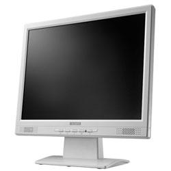 アイ・オー・データ機器 XGA対応 15型液晶ディスプレイ ホワイト LCD-AD157GW