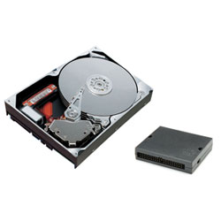 アイ・オー・データ機器 Serial ATA III対応 3.5インチ内蔵型HDD 80GB HDI-S80A7P