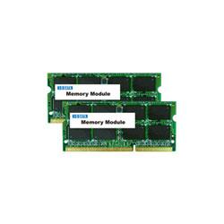 アイ・オー・データ機器 ノートPC用 PC3-12800 DDR3メモリー 2GBx2 SDY1600-2GX2