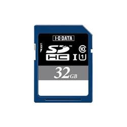 アイ・オー・データ機器 UHS-I(SDR104)対応 SDHCメモリーカード 32GB SDH-UT32G