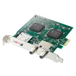 アイ・オー・データ機器 地上・BS・CS対応キャプチャーボードPCIe Wチューナー GV-MVP/XS3W