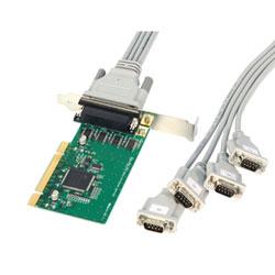 アイ・オー・データ機器 PCIバス専用 RS-232C拡張インターフェイスボード4ポート RSA-PCI3/P4R