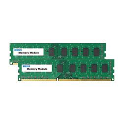 アイ・オー・データ機器 デスクトップPC用 PC3-12800 DDR3メモリー 4GB2枚組 DY1600-H4GX2