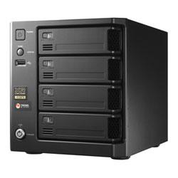 アイ・オー・データ機器 WD Red搭載 ウイルス対策機能搭載 LAN DISK 4T HDL-XR4W/TM3