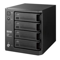 アイ・オー・データ機器 RAID機能搭載NASバックアップハードディスク12TB RHD4-UX12TRW