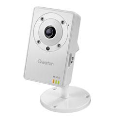 アイ・オー・データ機器 マイク・スピーカー付無線LANネットワークカメラ TS-WLC2