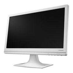 アイ・オー・データ機器 ブルーライト低減機能付き 18.5型ワイド液晶 白 LCD-AD193EW