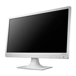アイ・オー・データ機器 ブルーライト低減機能付き 21.5型ワイド液晶 白 LCD-MF223EWR