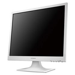 アイ・オー・データ機器 ブルーライト低減機能付き 19型スクエア液晶 白 LCD-AD191SEW