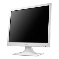 アイ・オー・データ機器 ブルーライト低減機能付 17型スクエア液晶 白 LCD-AD172SEW