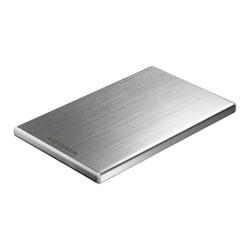 アイ・オー・データ機器 外付けポータルブルHDD「カクうす7」銀 500GB HDPU-UT500S