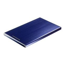 アイ・オー・データ機器 外付けポータルブルHDD「カクうす7」青 500GB HDPU-UT500B