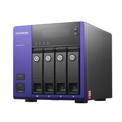 アイ・オー・データ機器 WD Red搭載 W2012 R2 Wg 4ドライブNAS 8TB HDL-Z4WM8C2
