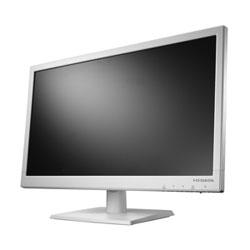 アイ・オー・データ機器 ブルーリダクション搭載 19.5型ワイド液晶ディスプレイ白 LCD-AD203EW