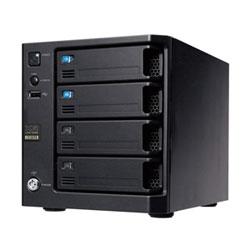 アイ・オー・データ機器 WD Red搭載 ビジネスNAS 2ドライブモデル 8TB HDL-XR8.0W/2D