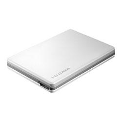 アイ・オー・データ機器 USB3.0対応 ポータブルHDD 白 500GB HDPF-UT500WB