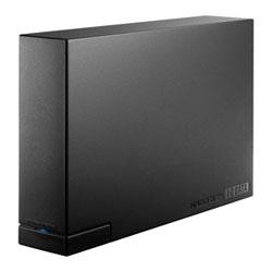 アイ・オー・データ機器 USB3.0対応 外付ハードディスク 黒 4TB HDCL-UT4.0KB