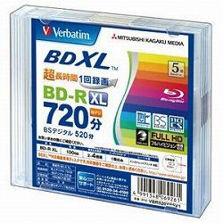 三菱ケミカルメディア VBR520YP5V1