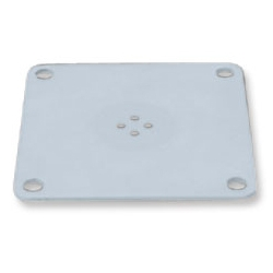 アルファーテック 901サポートAタイプ 901・902用取付ブラケット 補強板(径10mm穴タイプ)