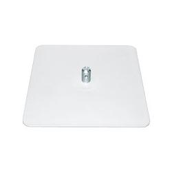 アルファーテック PS4-906-LG PS4/5用 据え置きベースアダプタ(ライトグレー)