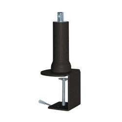 アルファーテック PS9-900L-B PS9シリーズ用 ロング支柱クランプ(ブラック)