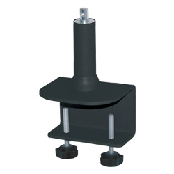 アルファーテック PS9-N900WL-B PS9シリーズ用 ロング支柱強化クランプ(一体型・ブラック)