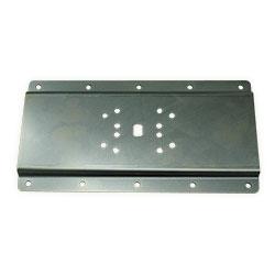アルファーテック VESA200x100 G1・PS8共用 VESA規格200x100mm取付アダプタ(三価クロメート メッキ)