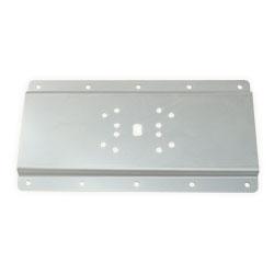 アルファーテック VESA200x100-LG G1・PS8共用 VESA規格200x100mm取付アダプタ(ライトグレー塗装)