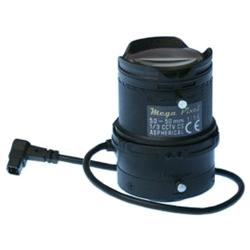 アクシスコミュニケーションズ 5502-221 メガピクセル対応バリフォーカルレンズ(5-50mm)