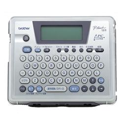 ブラザー工業 PT-18R ラベルライターP-touch18R