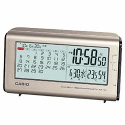 カシオ計算機 DQC-110J-8JF カシオ 電波時計 DQC-110J-8JF マンスリー・温度・湿度計付き