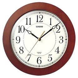 カシオ計算機 IQ-126-5JF カシオ 掛時計 IQ-126-5JF スムーズ秒針