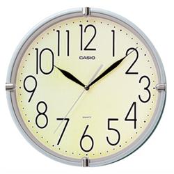 カシオ計算機 IQ-55S-2JF カシオ 掛時計 IQ-55S-2JF スムーズ秒針・夜光塗料