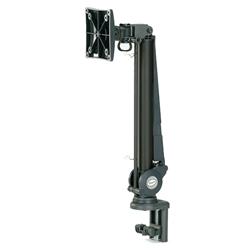 (有)ドーフィールドジャパン TKLA-2032-S 液晶モニタ用垂直アーム シルバー クランプ取付 VESA75/100対応 耐荷重6kg