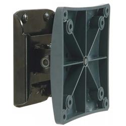(有)ドーフィールドジャパン TKLA-3002 液晶モニタ用壁面アーム ブラック VESA75/100対応 耐荷重10kg
