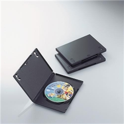 ioPLAZA【アイ・オー・データ直販サイト】エレコム CCD-DVD01BK DVDトールケース